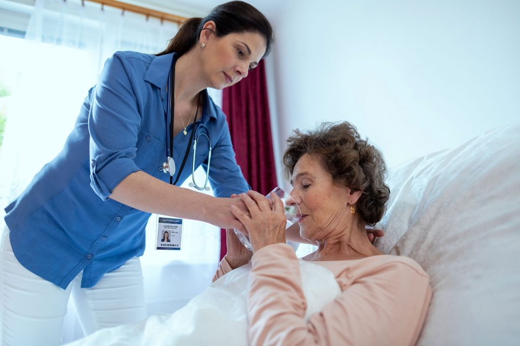 Caregiver image